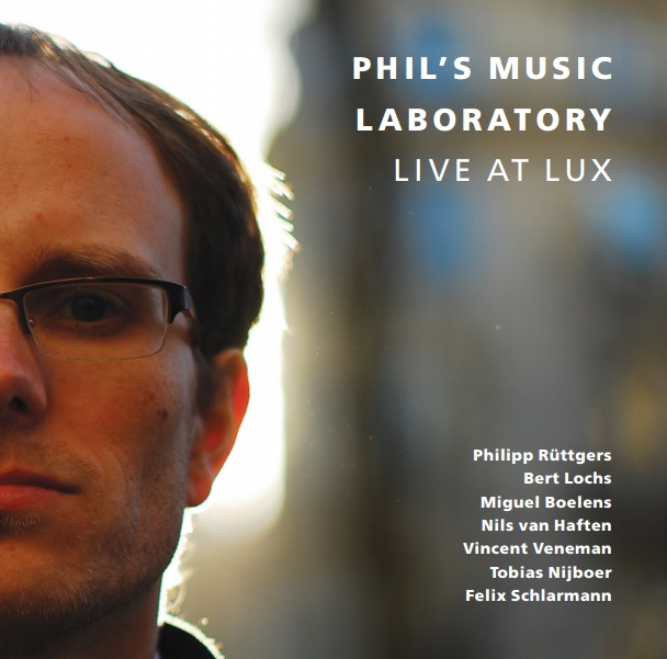 Phil's Music Laboratory – Live At Lux (2014)