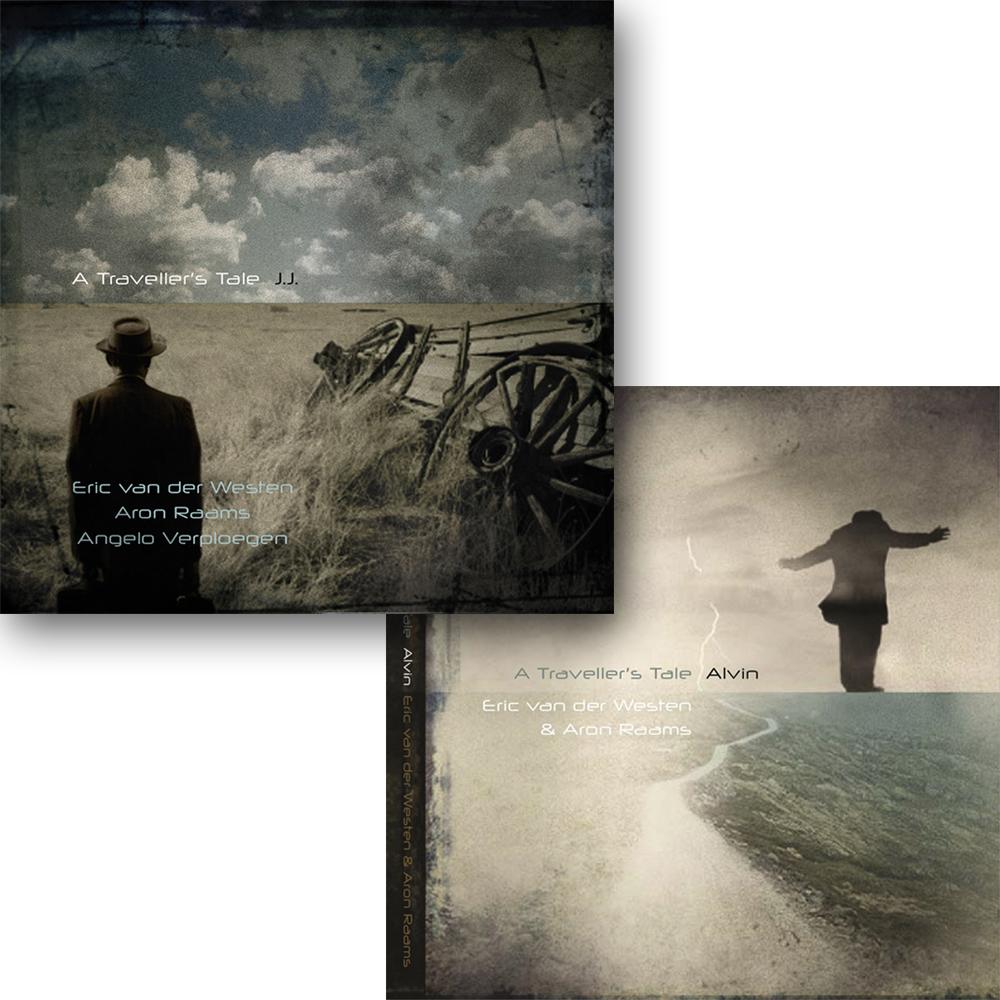 DISCOUNT: A Traveller's Tale – 2CD Bundle (Alvin & J.J.)
