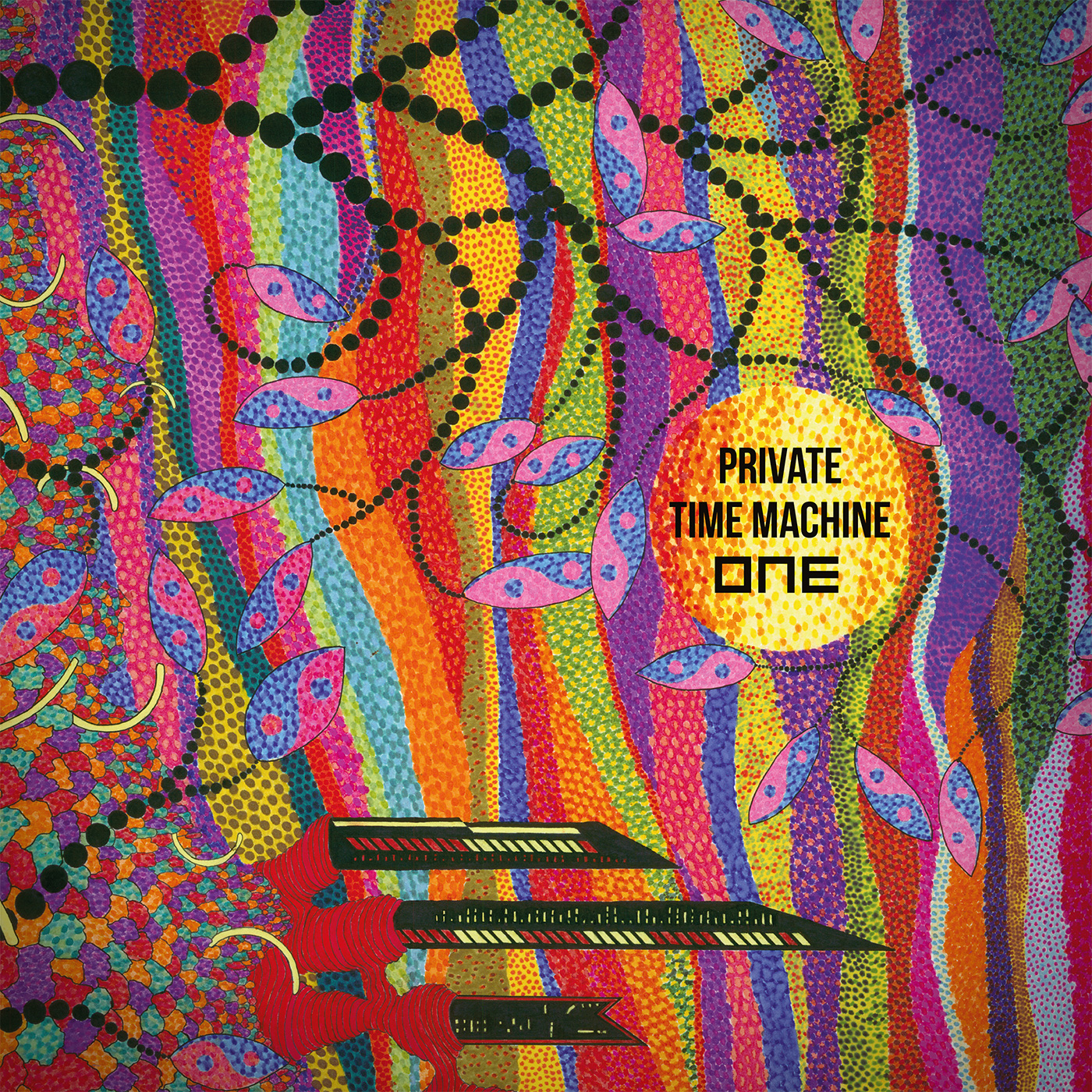 Private Time Machine – One (2019) [CD Only]